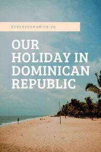 Our Holiday In Dominican Republic Pinterest Pin