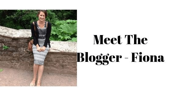 Meet The Blogger - Fiona