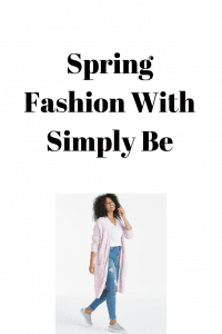 Spring Fashion With Simply Be