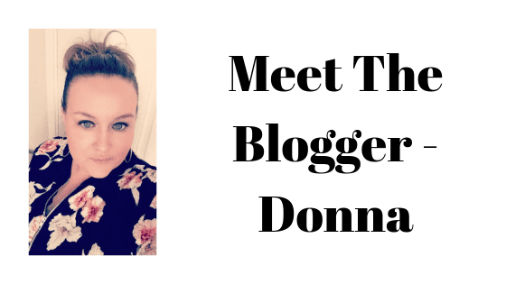 meet the blogger donna
