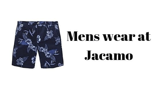 Menwear at Jacamo