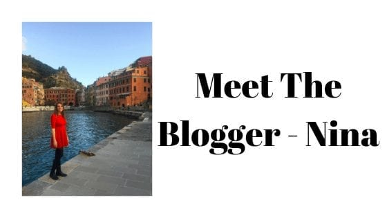 meet the blogger nina