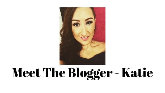 meet the blogger katie