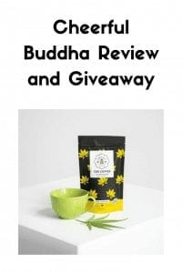 Cheerful Buddha Review and Giveaway