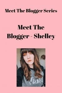 meet the blogger - shelley