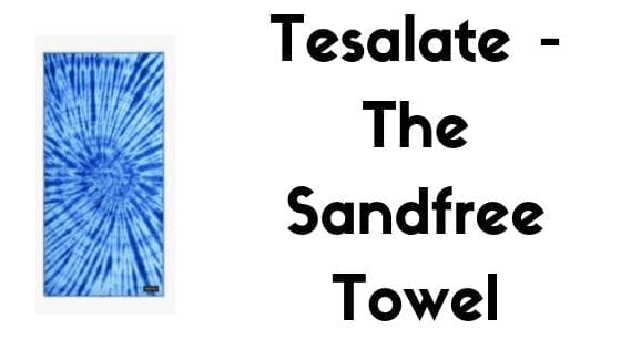 Tesalate - The Sandfree Towel (1)