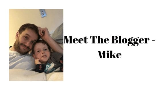 Meet The Blogger - Mike