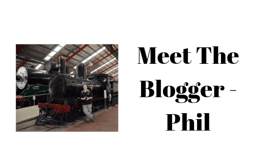 Meet The Blogger - Phil
