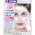 holographic peel off mask