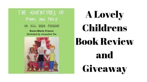 A Lovely Childrens Book Review and Giveaway