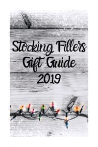 Stocking Fillers Gift Guide 2019
