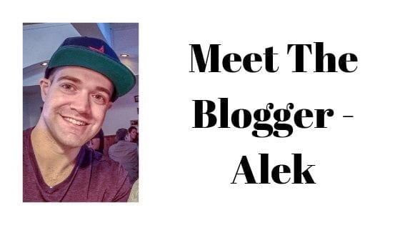 Meet The Blogger - Alek
