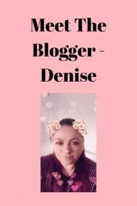 Meet The Blogger - Denise
