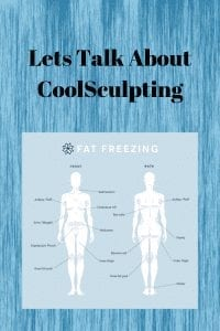 Lets Talk About CoolSculpting