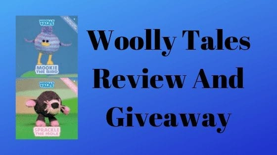 Woolly Tales Review And Giveaway