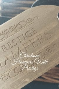 Christmas Hampers With Prestige