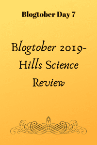 Hills Science Review