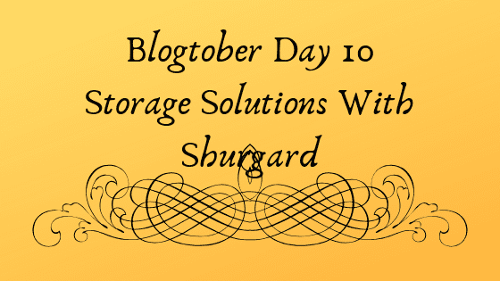 Storage Solutions With Shurgard