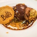 Bill's Chocolate and Hazelnut Praline Sphere