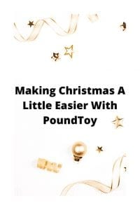 Making Christmas A Little Easier With PoundToy