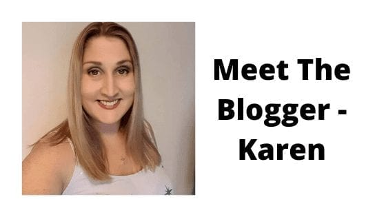 Meet The Blogger - Karen