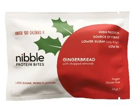 nibble protein bars