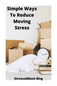 Simple Ways To Reduce Moving Stress