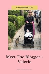 Meet The Blogger - Valerie