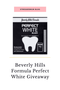 Beverly Hills Formula Perfect White Giveaway