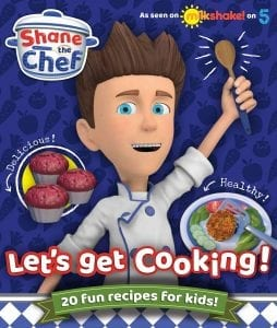 shane the cook