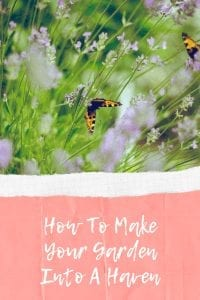 How To Make Your Garden Into A Haven