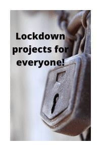 Lockdown projects for everyone!