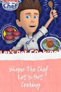 Shane The Chef - Let's Get Cooking