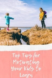Top Tips for Motivating Your Kids to Learn