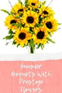 Summer Boquets With Prestige Flowers
