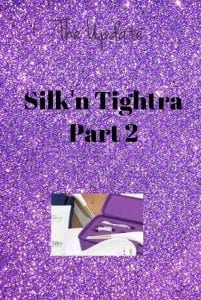 Silk'n Tightra Part 2