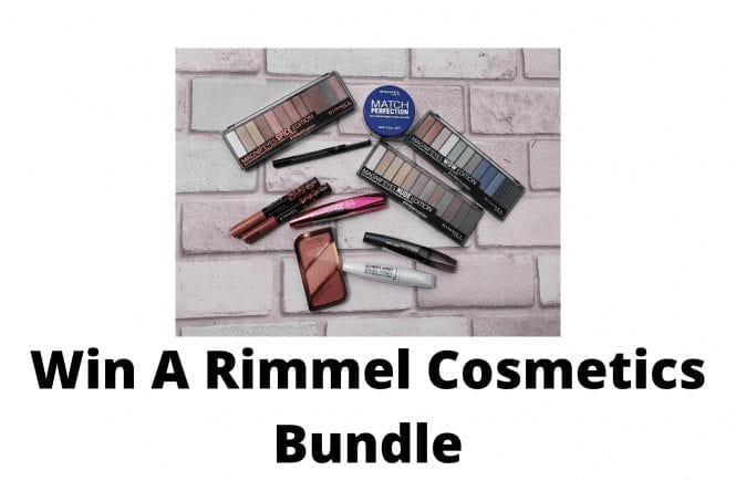 Win A Rimmel Cosmetics Bundle