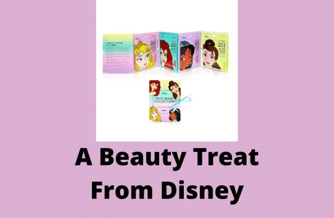 A Beauty Treat From Disney