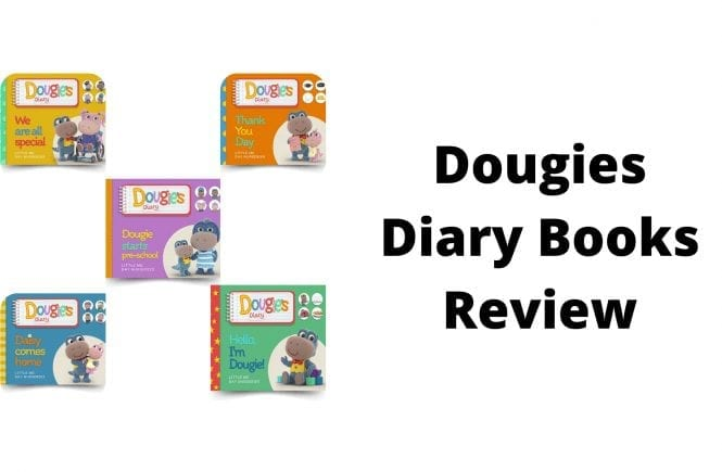 Dougies Diary Books Review