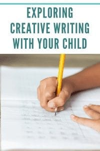 Exploring Creative Writing with Your Child