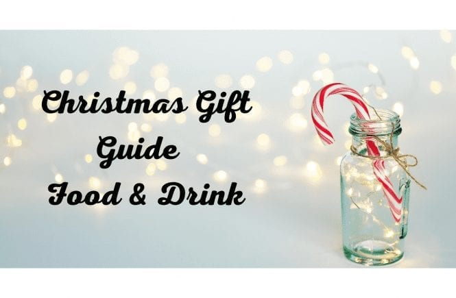 Christmas Gift Guide - Food & Drink
