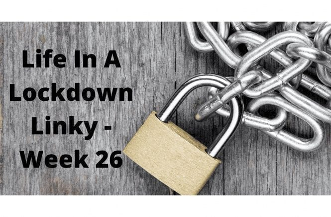 Life In A Lockdown Linky - Week 26