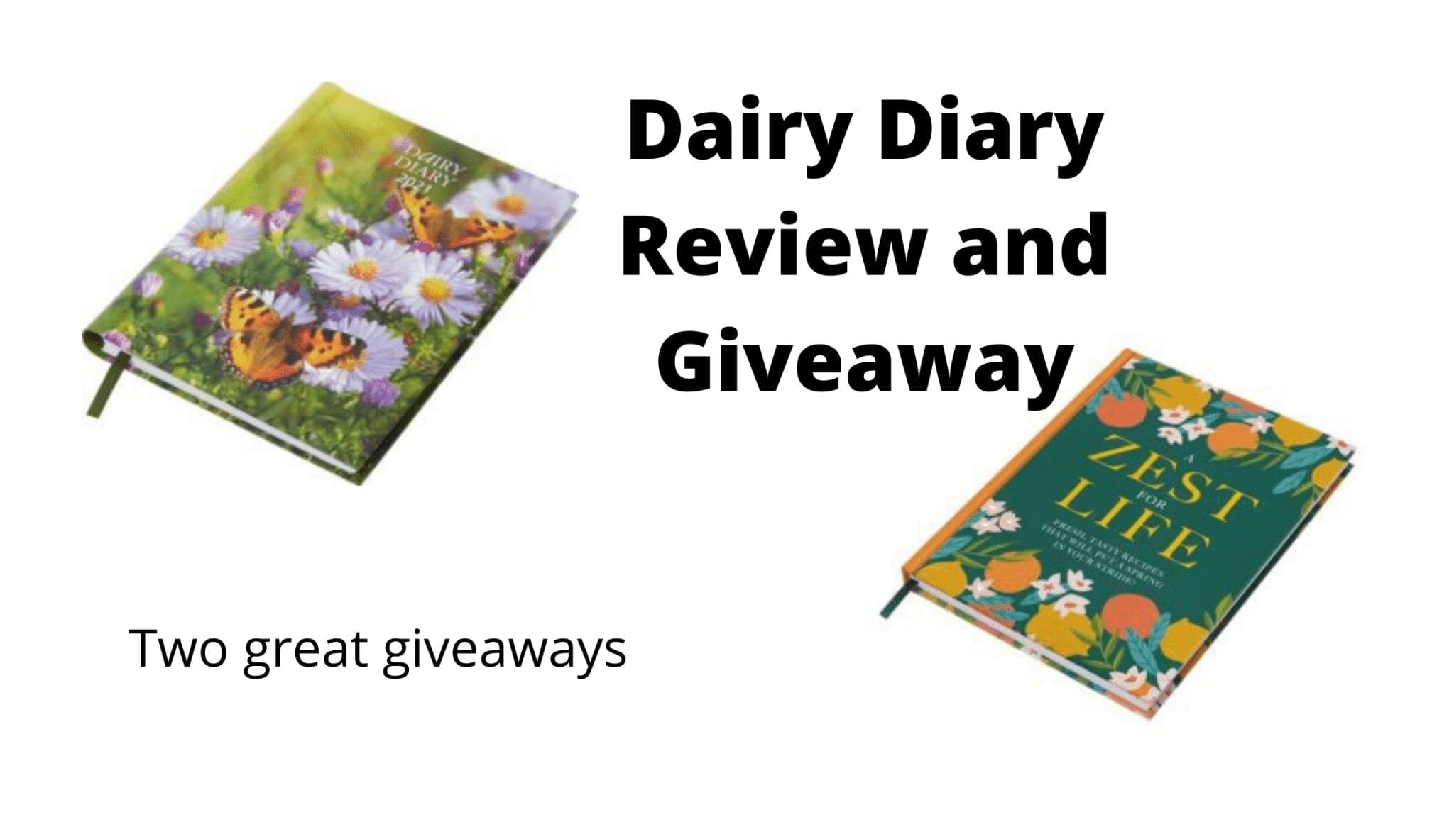 Dairy Diary Review and Giveaway