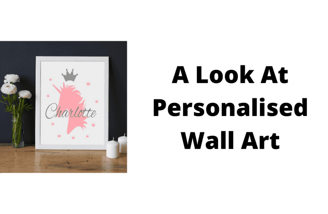 A Look At Personalised Wall Art