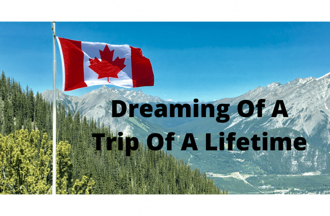 Dreaming Of A Trip Of A Lifetime