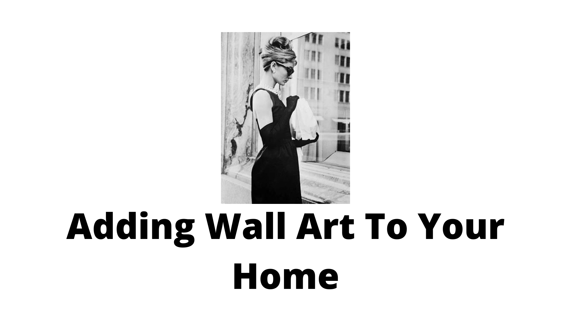 Adding Wall Art To Your Home
