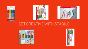 Get Creative With Stabilo