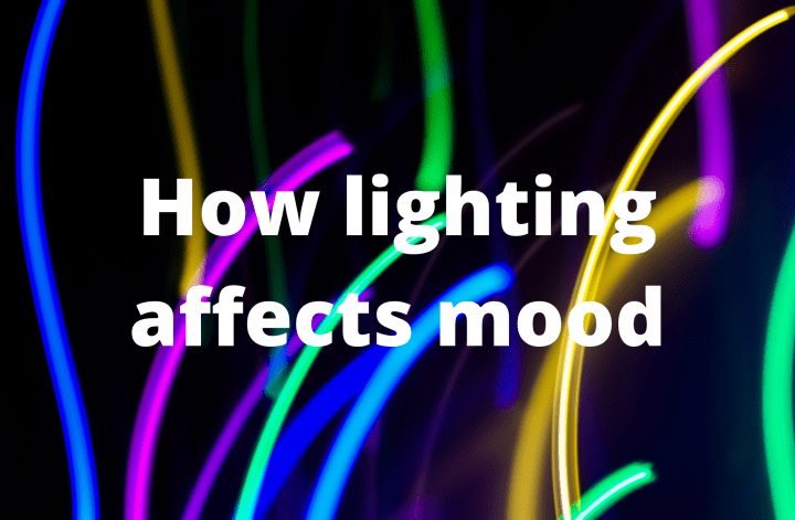 How lighting affects mood