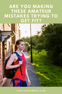 Are You Making These Amateur Mistakes Trying To Get Fit?
