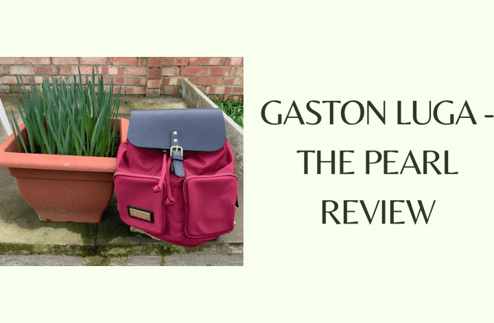 Gaston Luga - The Pearl Review